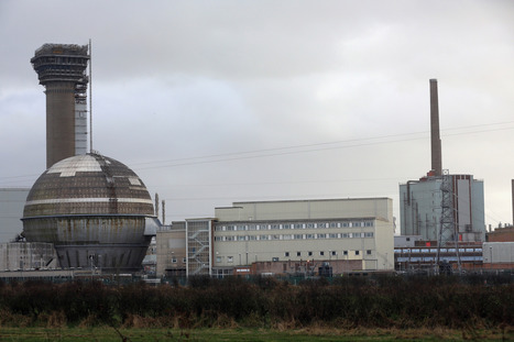 U.K. Nuclear Plant Reports Elevated Radiation | News | Scoop.it