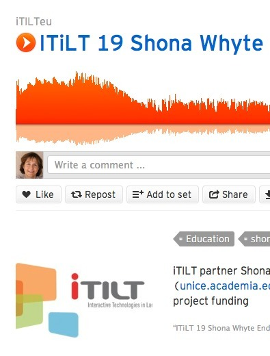 Conclusions on iTILT: Podcast on IWB for language teaching with young learners | TELT | Scoop.it