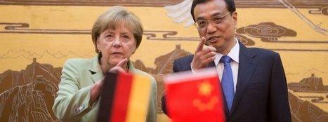 China: Regierung Merkel stellt Wirtschaft vor Menschenrechte | Frauen, Unternehmerinnen, Existenzgründerin www.frauenmesse.com | Scoop.it