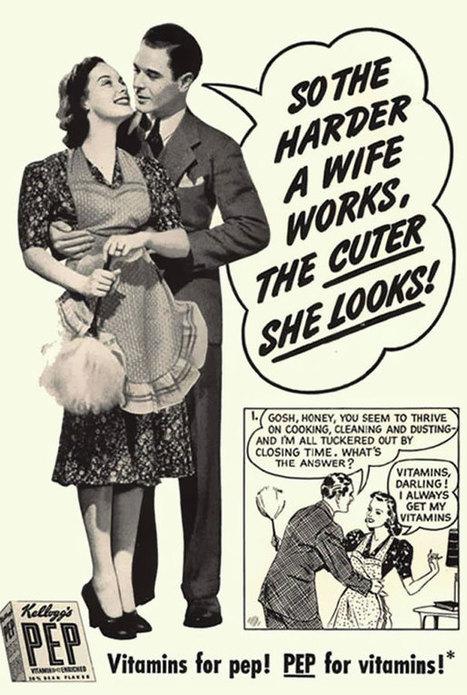 23 Vintage Ads That Would Be Banned Today | Publicité | Scoop.it