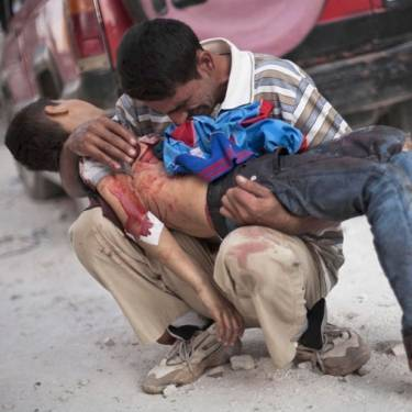URGENT: Ambulance Need in Aleppo   concerned journalists' Fundraiser on CrowdRise   Southern Hemisphere   Scoop.it