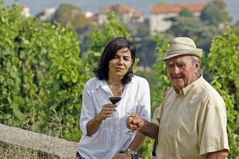 """Condrieu : Christine Vernay """"homme de l'année"""" : Histoires de vins   oenologie en pays viennois   Scoop.it"""