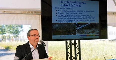 Mons: les Bas Prés deviendront un parc «Initialis 2.0» | InfoPME | Scoop.it