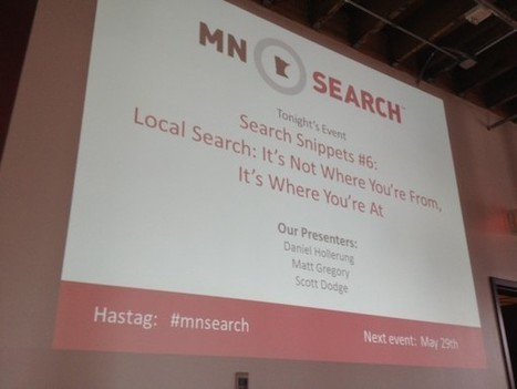 Top 6 Local SEO Take-Aways from Search Snippets #6: Local Search - MnSearch | Digital Marketing | Scoop.it