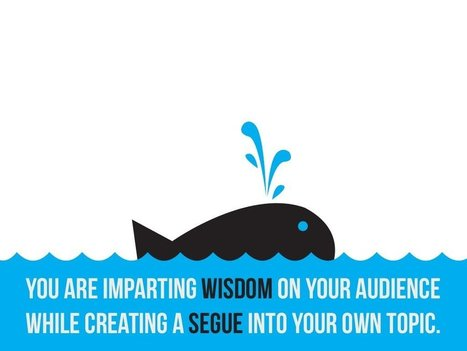 The 5 Best Ways To Start A Presentation | Apresentações Corporativas | Scoop.it