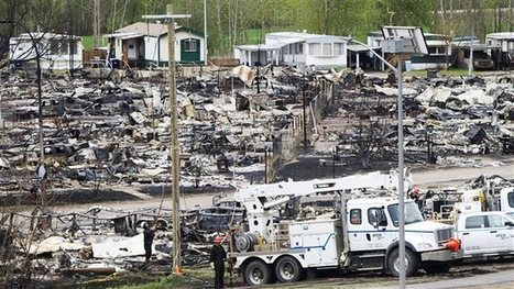 Le brasier de Fort McMurray laissera des cendres toxiques, disent des experts | Feu de forêt à Fort McMurray | STOP GAZ DE SCHISTE ! | Scoop.it