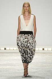 Monique Lhuillier Spring/Summer 2015 Ready-To-Wear   Fashion   Scoop.it