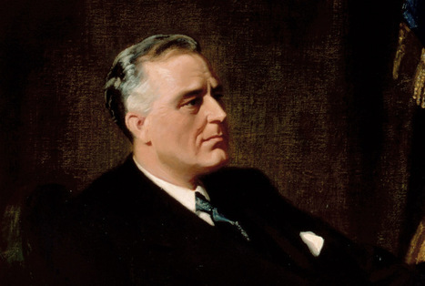 Franklin Roosevelt, an advocate for the people | John Cashon's Musings | Scoop.it