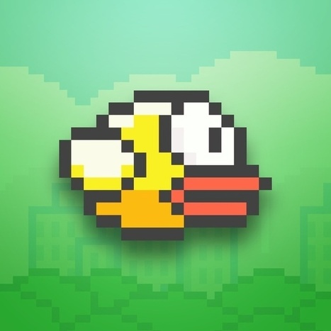 Flappy Bird obsession is not necessarily an addiction | Video Games addictive | Scoop.it