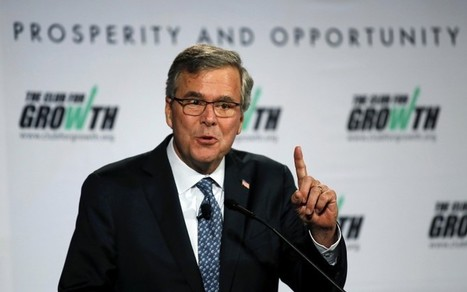 Jeb Bush Says People Who Accept Climate Science Are 'Really Arrogant' | Sustain Our Earth | Scoop.it