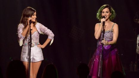 Hear Katy Perry And Kacey Musgraves' Country-Pop 'Roar' | Oklahoma High School Football | Scoop.it