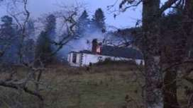 Firefighters called to historic Boleskine House on Loch Ness - BBC News | Satanism    (Trinity of Satan Group ) | Scoop.it