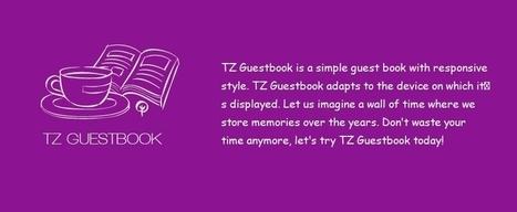 TZ Guestbook v3.1.2 was released   Joomla Template   Scoop.it