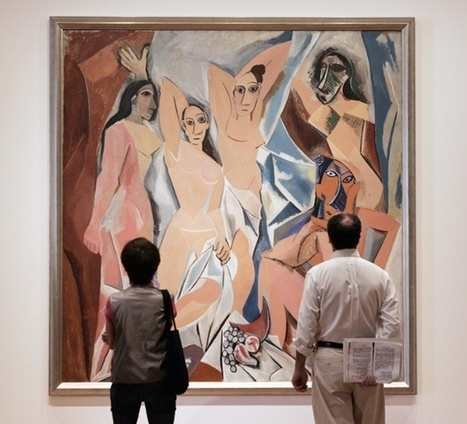 Pablo Picasso: Spanish by birth, French at art | histgeoblog | Scoop.it