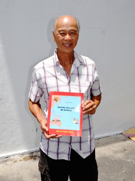 David Moux raconte son histoire familiale dans Quoune sou lane ... - La Dépêche de Tahiti | Histoire Familiale | Scoop.it