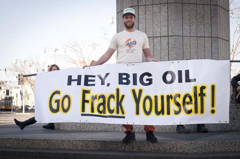 L'industrie pétrolière se prépare pour la plus importante campagne environnementale jamais connue | Comprendre la menace | Scoop.it