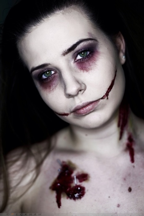 Fuji X-E1 model and makeup shoot part 2 - Zombies | Fuji X-E1 and X100(S) | Scoop.it