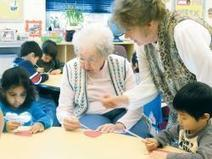 Preschoolers get lesson in life from local seniors   Alzheimer's and Dementia Care   Scoop.it