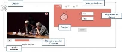 SELF: Conception d'un système d'évaluation en langues, numérique, multilingue et en ligne, dans une perspective communicative et actionnelle | Innovation en langues: approches créatives et outils numériques | Scoop.it
