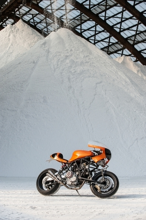 Motorcycle Photography | Ducati 900SS Cafe Racer | MotoVerso | Cafe-Racers | Scoop.it
