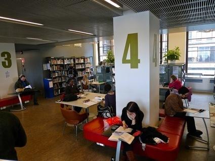 Οι βιβλιοθήκες του αύριο, πυρήνες δημιουργικότητας   University of Nicosia Library   Scoop.it