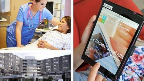Santé. Un réseau social contre la solitude à l'hôpital | blabla | Scoop.it