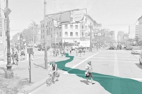 San Francisco Is Painting the Streets with Historical Creeks | Tourism : StoryTravelling | Scoop.it
