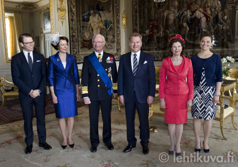 Finland's State Visit to Sweden « Royalty in the News   Finland   Scoop.it