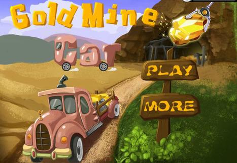 العاب سيارات منجم الذهب | edumooc 4 all | Scoop.it