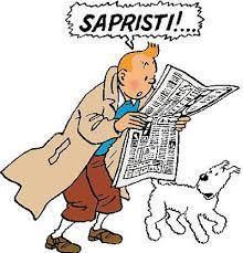 Au bureau, êtes-vous plutôt Tintin, Milou ou Haddock? | mbv.com - Les ateliers de la communication | Scoop.it