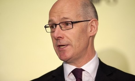 John Swinney to publish funding negotiation documents before Holyro... | My Scotland | Scoop.it