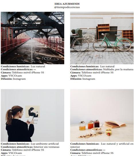 Nuevas tecnologías y medios en el proceso de creación fotográfica contemporánea. La fotografía móvil y las apps de autor / Estefanía Iglesias Antón | Comunicación en la era digital | Scoop.it