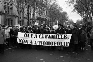 Manifestation anti-mariage gay : entre incidents et mobilisation décevante, Civitas rate le coche   Family changes   Transformacions en la família   Scoop.it