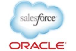On pourra bientôt migrer du cloud d'Oracle vers celui de Salesforce ... - 01net | CRM | Scoop.it