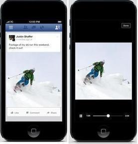 Facebook Video auto-play 2013 Testing, Facebook updates, Social media,     Social Media Marketing Internet marketing analysis   Scoop.it