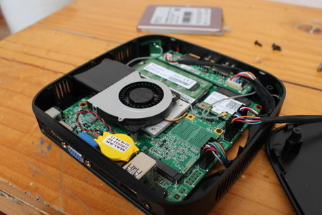 Vorke V1 Braswell mini PC Unboxing and Teardown | Embedded Systems News | Scoop.it
