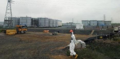 Fukushima : Tepco dit vérifier 300 réservoirs d'eau contaminée   Tout est relatant   Scoop.it