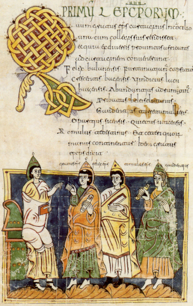 Types of Visigothic script (II): perfection, evolution and canon   Medieval Manuscripts   Medieval Palaeography   Scoop.it
