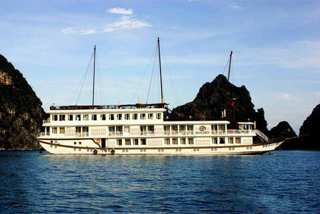 Jasmine Cruise Halong Bay | Best Halong cruises | Scoop.it