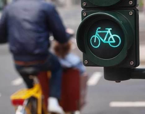 7 bonnes raisons d'aller au travail à vélo - Mode(s) d'emploi | PDE | Scoop.it