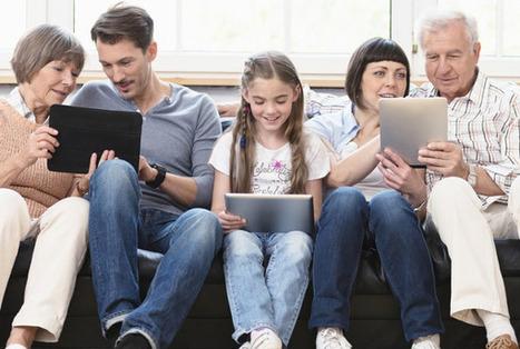 Web observatoire: à chaque génération son réseau social et son écran de prédilection | Comarketing-News | Linkingbrand: Social Media | Scoop.it