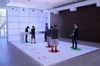 Google opens code for building interactive experiences in physical spaces | Marketing in the physical world | Scoop.it