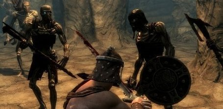 Is Skyrim's AI Storytelling the Future of Gaming? | Pervasive Entertainment Times | Scoop.it