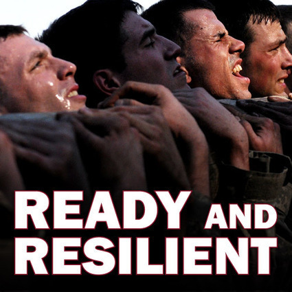 U.S. Army Ready and Resilient | The United States Army | Life Coaching | Scoop.it