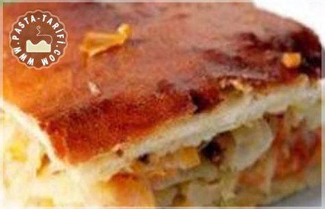 Kıymalı Havuçlu Börek tarifi | Poğaça Tarifleri - Börek Tarifleri | Scoop.it