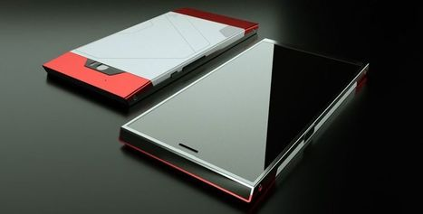 Turing Phone : le smartphone le plus solide et le plus sécurisé au monde | Mobile Technology | Scoop.it