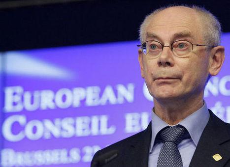 630.000 euros de prime de départ pour Van Rompuy | Histoire de la Fin de la Croissance | Scoop.it