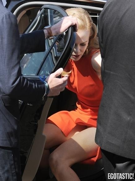 Oops la petite culotte sexy de Nicole Kidman à Cannes - photos Upskirt   Radio Planète-Eléa   Scoop.it