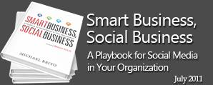 The Social Business Infographic|Social Media Blog by Michael Brito | Social Media Guru | Scoop.it