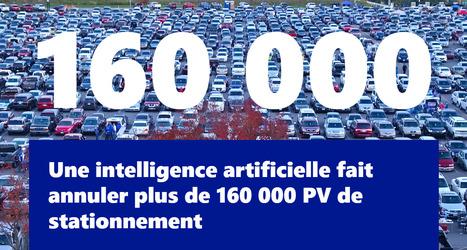 Une IA a annulé plus de 160 000 PV de stationnement | La Transition sociétale inéluctable | Scoop.it